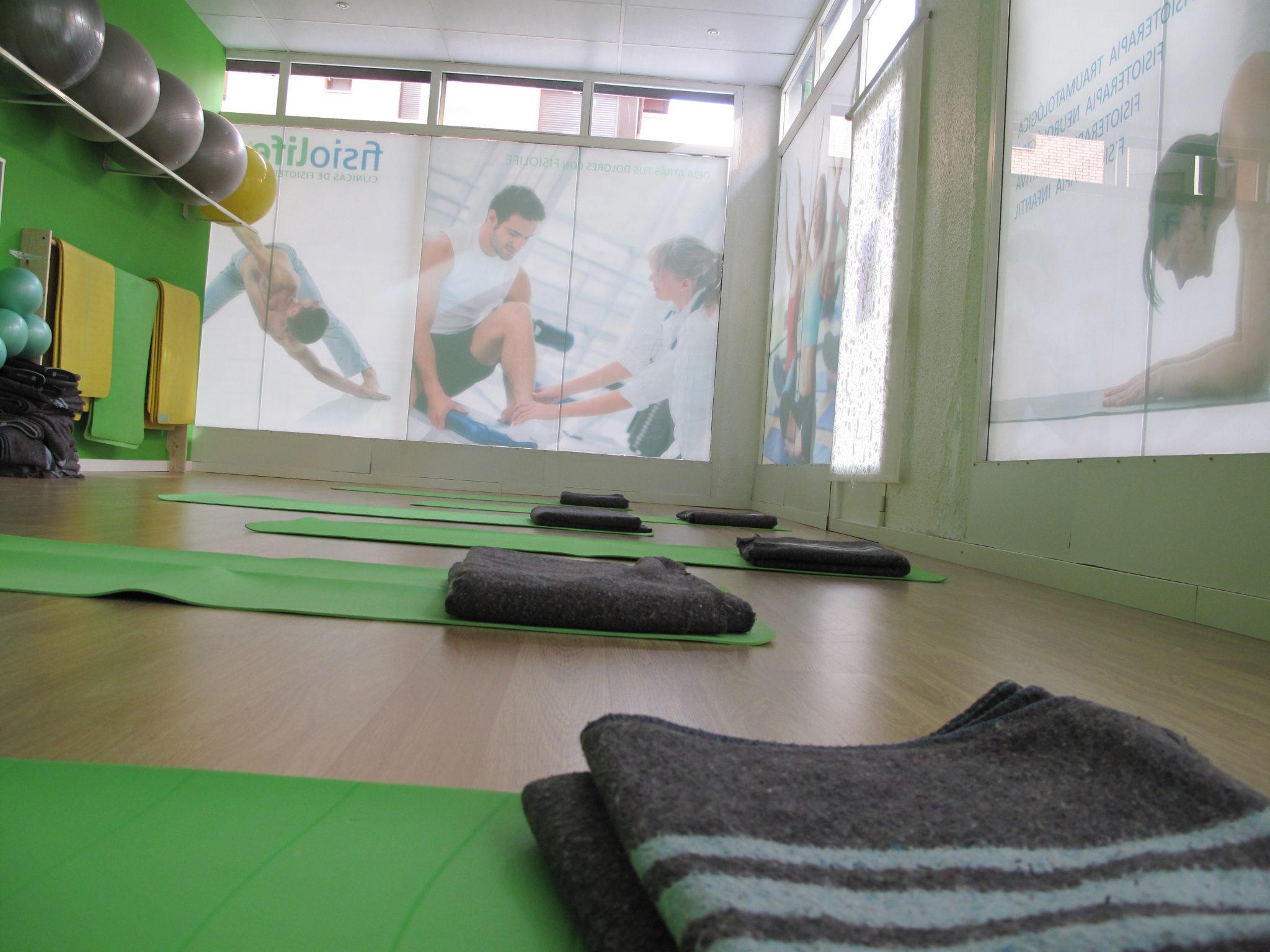 clinica sala rehabilitacion