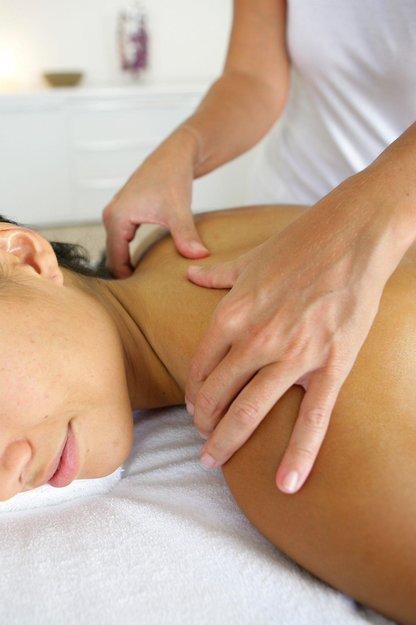 masajes fisioterapia