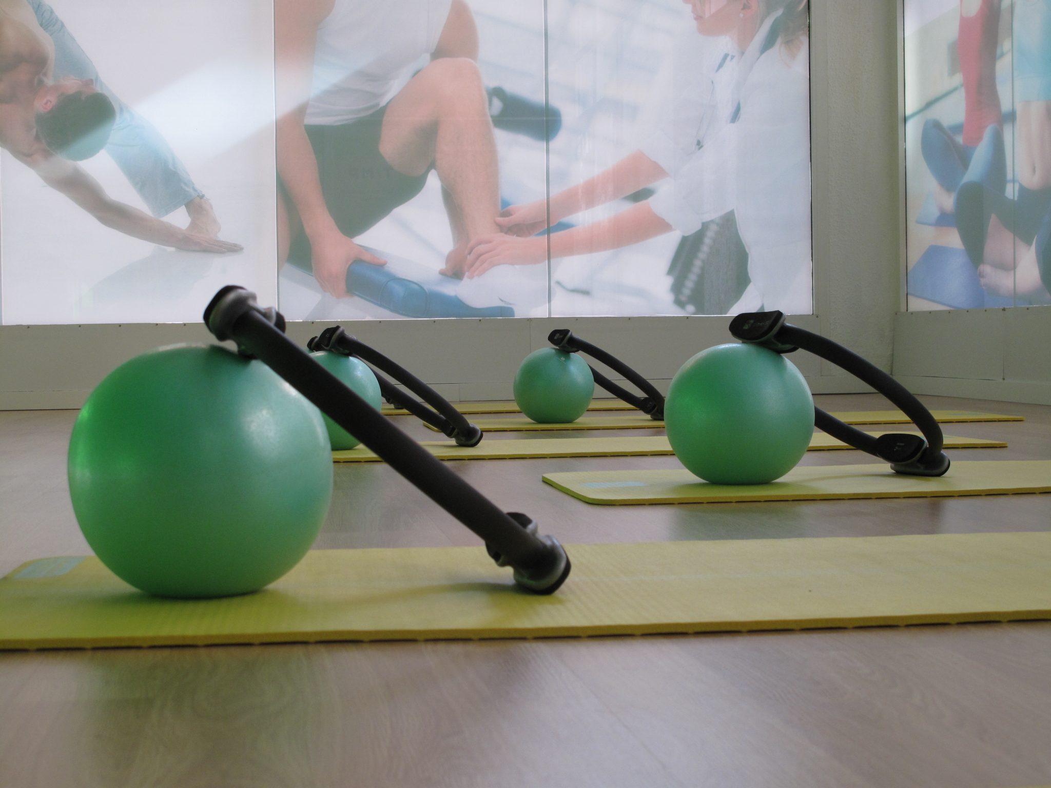 pilates terapeutico clinica sala rehabilitacion