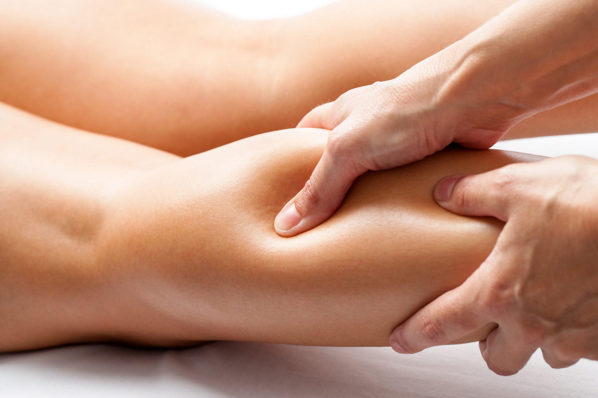 masaje especialista en terapia manual