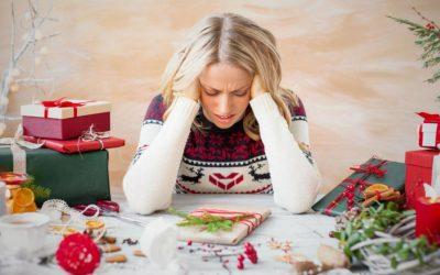no estresarte en reuniones familiares navideñas