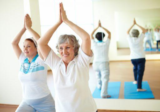 nuevo grupo de yoga terapéutico