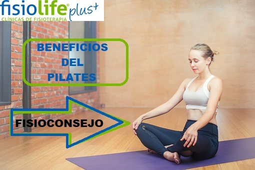 Beneficios del pilates para tu vida