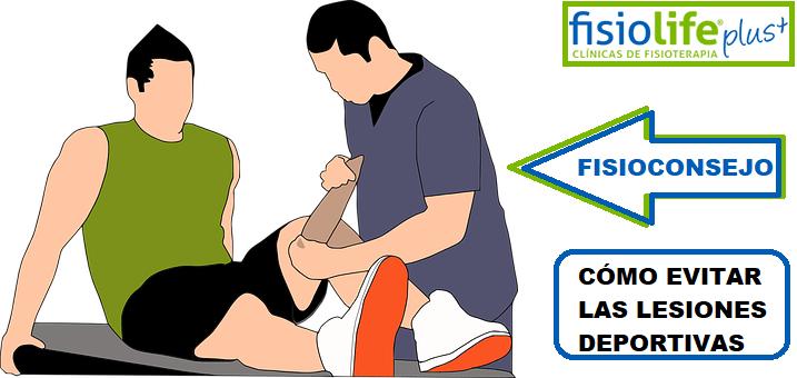 evitar las lesiones deportivas