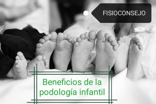 Beneficios de la podología infantil