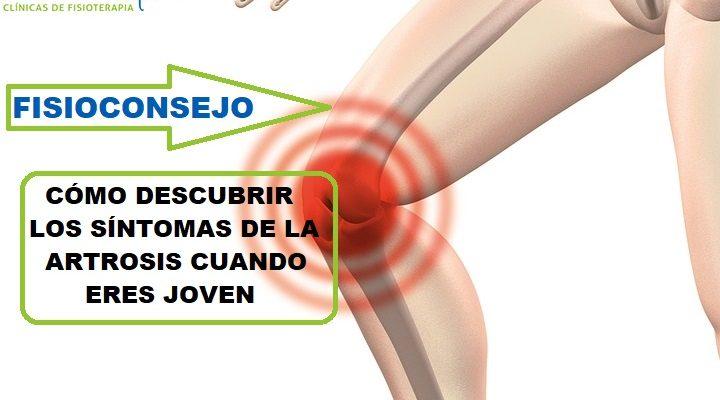 descubrir los síntomas de la artrosis