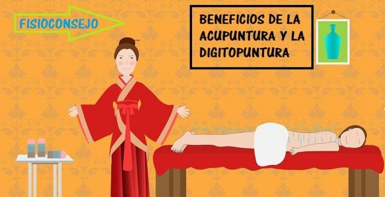acupuntura y digitopuntura