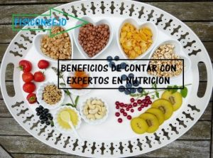 expertos en nutrición
