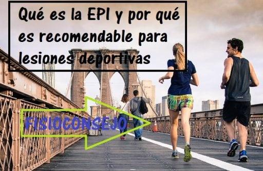 Qué es la EPI. lesiones deportivas