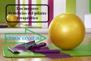 Los mejores beneficios del pilates terapéutico