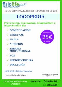 logopedia tarifas