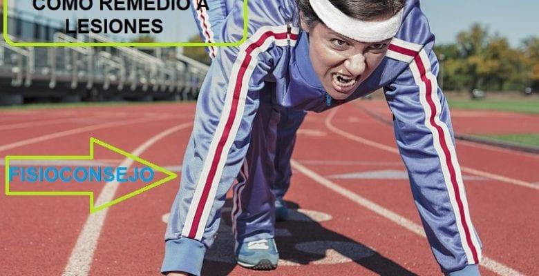 Masajes deportivos como remedio a lesiones