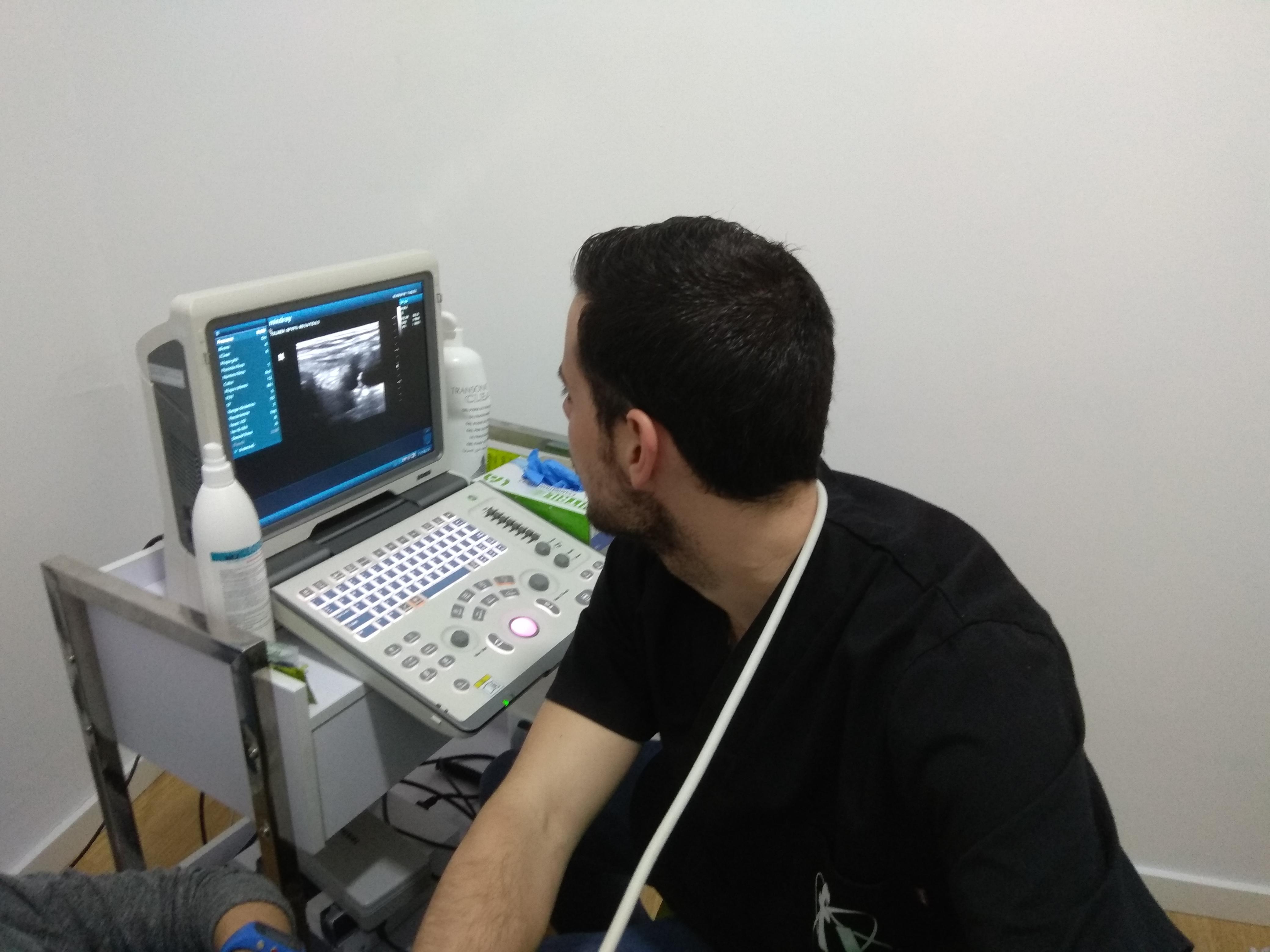 ecografia musculo esqueletica
